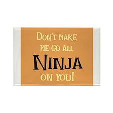 Go Ninja Magnets