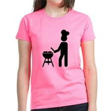 BBQ barbecue Cook chef Tee