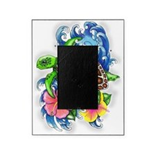 Tropical Sea Turtle Picture Frame