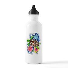 Tropical Sea Turtle Water Bottle