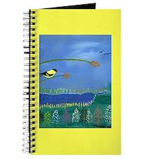 James Joyner Bird Scene Journal
