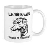 Unique Saluki Mug