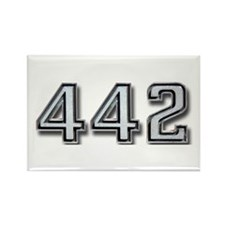 442 Rectangle Magnet