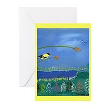 James Joyner Bird Scene Cards (Pk of 10)