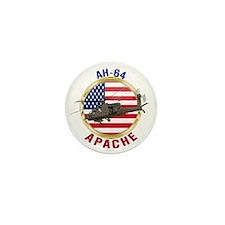 AH-64 Apache Mini Button