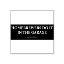 garage Sticker