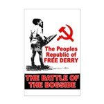 Battle of the Bogside Poster Print