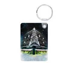 Christmas at Glossers Keychains