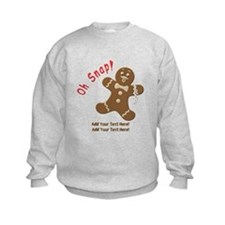 Add Your Text Here Sweatshirt