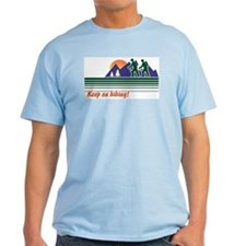 Keep on Hiking T-Shirt