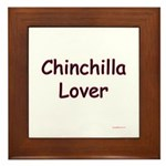 Chinny Lover Framed Tile