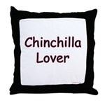 Chinny Lover Throw Pillow