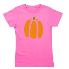 Pumpkin Girl's Tee