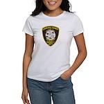 Churchill County Sheriff Women's T-Shirt