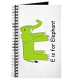 E is for Elephant Journal