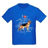 German Shepherd T