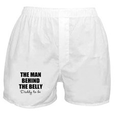 The man behind the belly | Daddy to be Boxer Short
