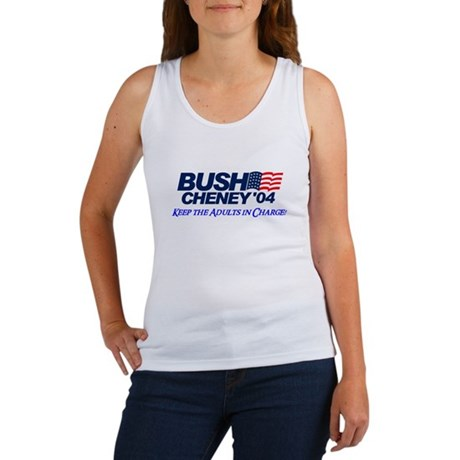 Adults in Charge Women's Tank Top