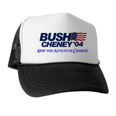 Adults in Charge Trucker Hat
