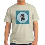 Longhaired Dachshund Light T-Shirt