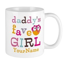 Daddys Favorite Girl Personalized Mug