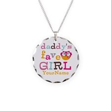 Daddys Favorite Girl Personalized Necklace