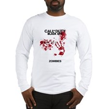 CALL OF DUTY:zombies Long Sleeve T-Shirt