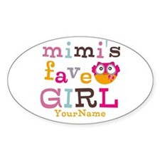 Mimis Favorite Girl - Personalized Decal