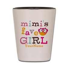 Mimis Favorite Girl - Personalized Shot Glass