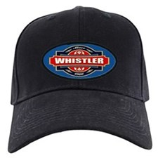 Whistler Old Label Baseball Hat