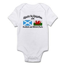 Scottish-Welsh Infant Bodysuit