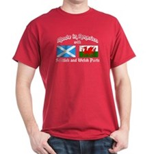 Scottish-Welsh T-Shirt