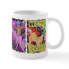 CLOWNS BURLESQUE Mugs