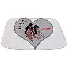 OYOOS Wedding design Bathmat