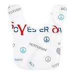 OYOOS SoYesterday design Bib