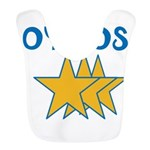 OYOOS Stars design Bib