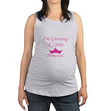 imgrowingalittleprincess_crown2.png Maternity Tank