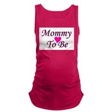 mommytobe.png Maternity Tank Top