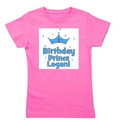 birthdayprince_1st_LOGAN.png Girl's Tee