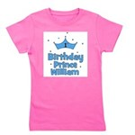 birthdayprince_1st_WILLIAM.png Girl's Tee