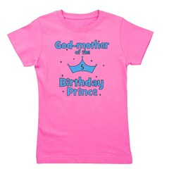 ofthebirthdayprince_5th_godmother.png Girl's Tee