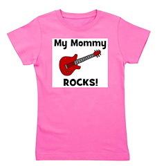 guitar_mymommyrocks.jpg Girl's Tee
