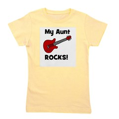 guitar_myauntrocks.jpg Girl's Tee