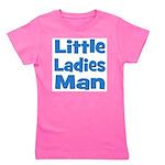 littleladiesman_blue.png Girl's Tee