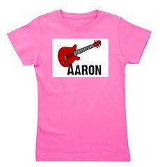 guitar_aaron.jpg Girl's Tee