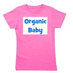 organicbaby_blue.jpg Girl's Tee