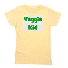 veggiekid_green.png Girl's Tee