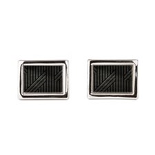 Stealth Black  Cufflinks