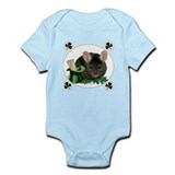 Chin Shamrock Infant Bodysuit