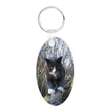 Cats Rule Keychains